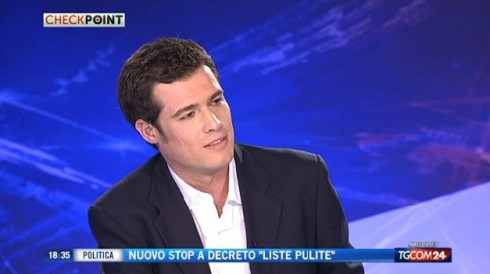 """Federico Novella, conduttore di Mattino Cinque con la Panicucci: """"La stimo molto, ha grande esperienza"""""""