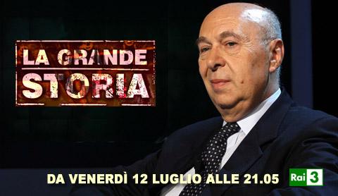 """La Grande Storia, al via la nuova stagione stasera su RaiTre con Paolo Mieli: """"Il Papa Buono"""""""