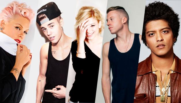 MTV Summer Clash: Emma, Marco Mengoni, Moreno, Justin Bieber e One Direction tra i finalisti