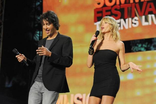Ascolti Tv, 25 luglio 2013: Speciale Porta a Porta a 2,8 mln; Music Summer Festival chiude a 2,2 mln