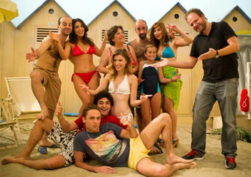 Ombrelloni: al via questa sera dalle 21 la sitcom estiva di RaiDue