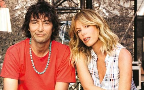 Music Summer Festival, Alessia Marcuzzi e Simone Annicchiarico, la strana coppia: lei icona pop, lui radical chic