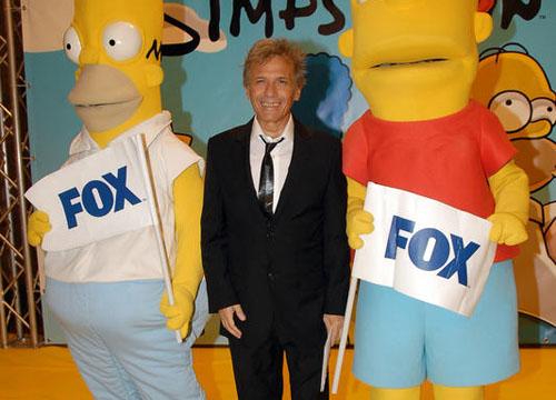 Italia 1 omaggia Tonino Accolla: stasera maratona dei Simpson in suo ricordo