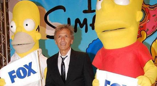 Addio a Tonino Accolla: è morto il doppiatore di Homer Simpson, Eddie Murphy, Tom Hanks
