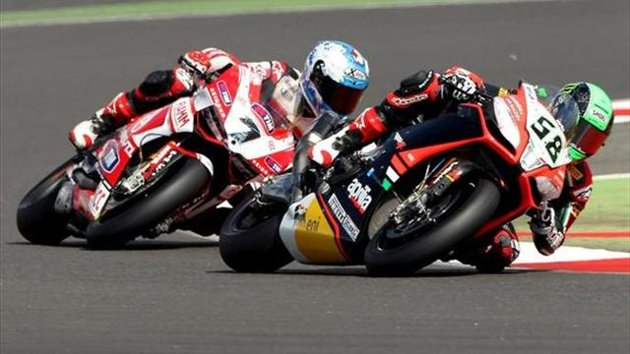 Superbike 2013, GP del Regno Unito – Silverstone in diretta Tv e streaming: warm up e gare