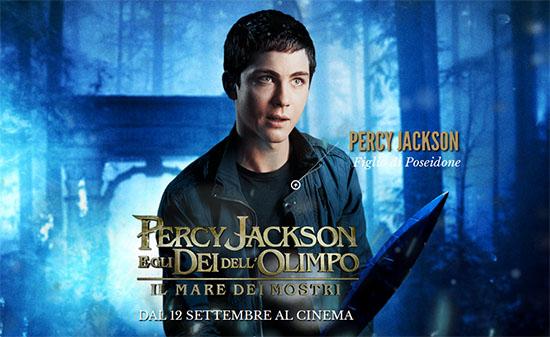 Percy Jackson e gli dei dell'Olimpo – Il Mare dei Mostri, dal 12 settembre al cinema – TRAILER