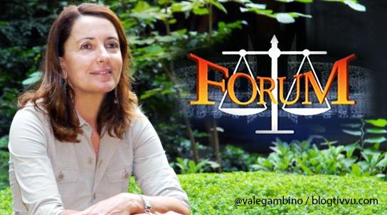 """Barbara Palombelli: """"Forum è lo specchio del paese, sono felice di affrontare questa sfida"""""""