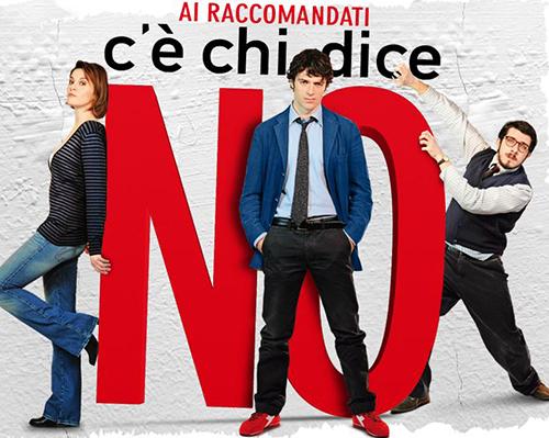 Film in TV: C'è chi dice no con Luca Argentero e Marco Bocci, stasera alle 21:10 su Canale 5