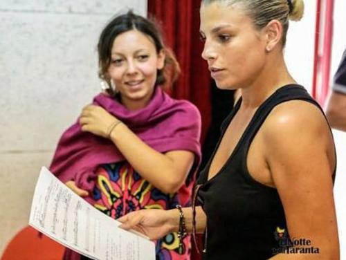 """Emma Marrone, questa sera a La Notte della Taranta: """"Sono onorata! Mi ricorda la fame che ho di fare musica"""""""