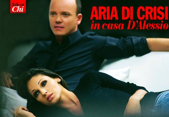 """Anna Tatangelo e Gigi D'Alessio, il """"giallo"""" del ritorno a Sora: compleanno del fratello o scusa banale?"""