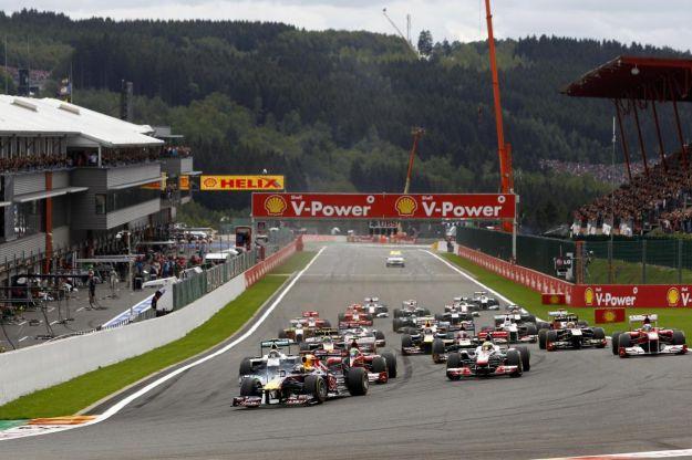 Formula 1 2013, GP del Belgio Spa in diretta tv su Sky, differita Rai e Streaming: programma e orari