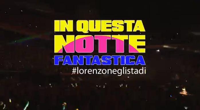 In questa notte fantastica con Jovanotti su RaiUno dal 2 settembre: i promo