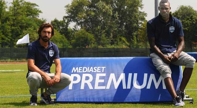 Mario Balotelli nello spot di Mediaset Premium: per lui un futuro da attore? – VIDEO