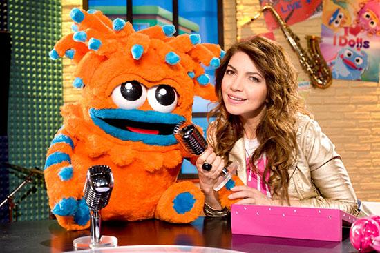 Radio Crock'n'Dolls, da lunedì 9 settembre su Super!, la prima radio in tv con Cristina D'Avena e Ciuffetto