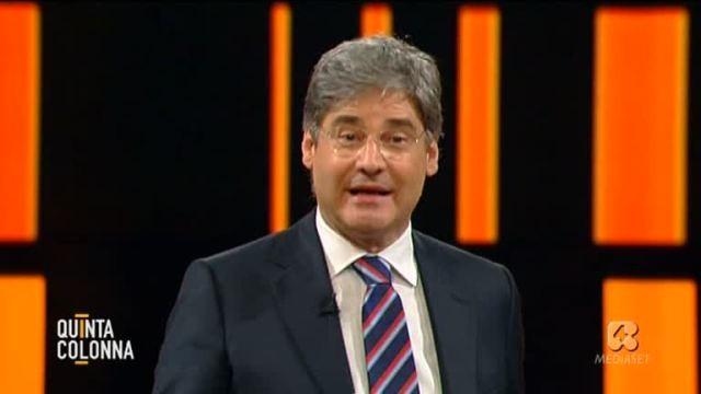 Quinta Colonna, stasera la nuova puntata su Rete 4: sprechi e difficoltà economiche