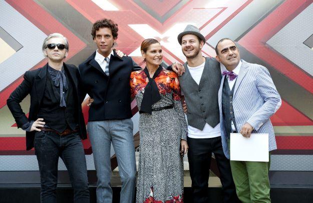 X Factor 7, al via questa sera: Mika, Simona Ventura, Morgan ed Elio spiegano quali saranno i loro ruoli