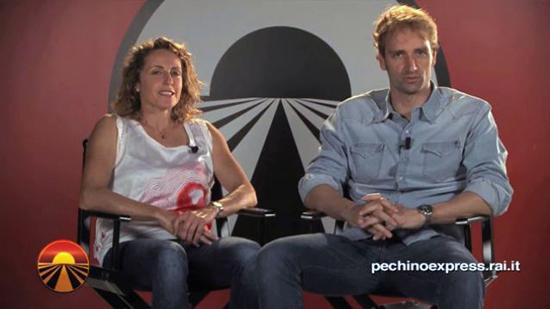 Pechino Express 2, gli olimpionici: la scheda di Alessandra Sensini e Massimiliano Rosolino
