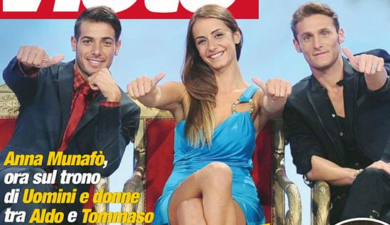"""Uomini e Donne, la nuova tronista Anna Munafò: """"Voglio un amore come quello di Eugenio Colombo e Francesca Del Taglia"""""""