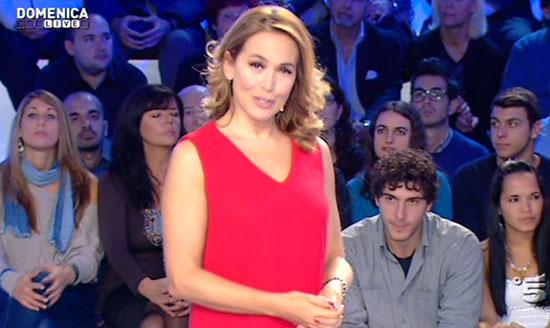"""Barbara d'Urso presenta la sua Domenica Live: """"Sono certa che sarò battuta dalla Domenica In di Mara Venier"""""""