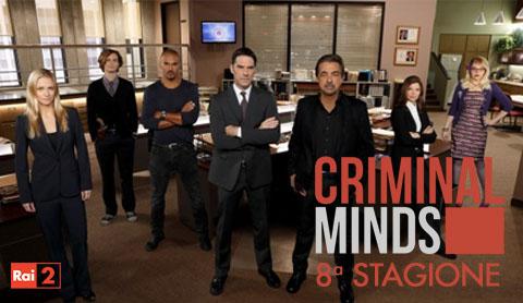 Criminal Minds, da stasera su RaiDue l'ottava stagione