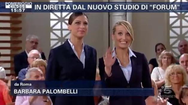 A Forum arrivano Valeria e Giada al posto di Marco Senise e Fabrizio Bracconeri – FOTO