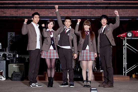 Dream High, da oggi su Super! la nuova serie tv coreana: sei studenti con il sogno di diventare popstar