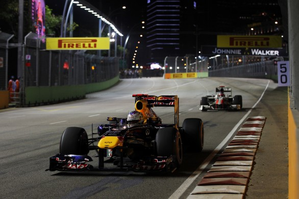 Formula 1 2013, GP di Singapore in diretta tv su Rai, Sky e live streaming: programma e orari