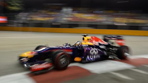 Formula 1 2013, GP di Singapore: la gara in diretta tv su Rai, Sky e live streaming