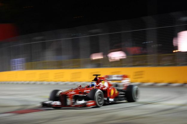 Formula 1 2013, GP di Singapore in diretta tv su Rai, Sky e live streaming: ultime prove e qualifiche ufficiali