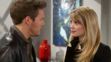 Beautiful anticipazioni 6 novembre 2014: Liam bacia Hope, scoperti da Quinn