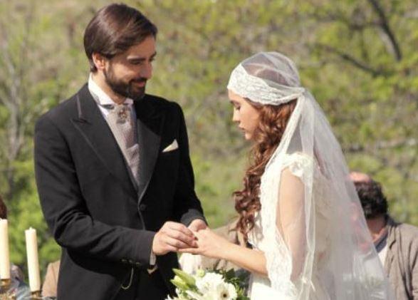 Il Segreto anticipazioni, puntata del 27 settembre: Pepa e Alberto sposi; Tristan guarito da un uomo misterioso
