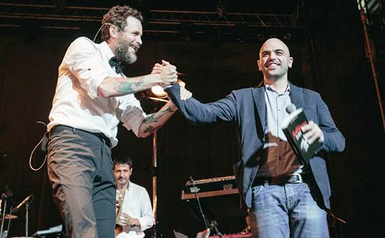 """Sanremo 2014: Fabio Fazio con Jovanotti e Roberto Saviano? Su Fiorello invece: """"Non ne so nulla"""""""