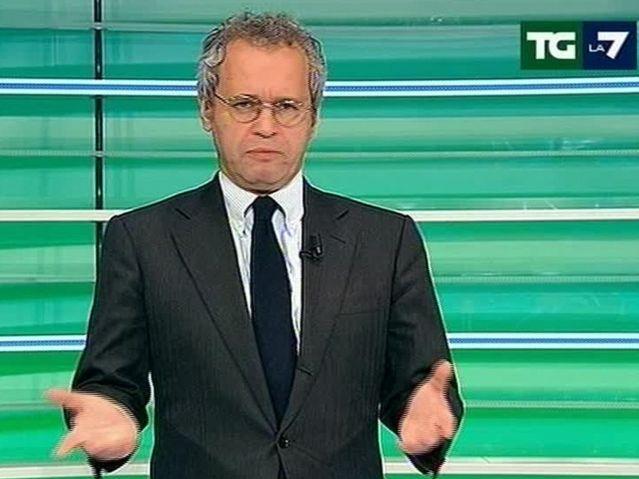 """Enrico Mentana e Miss Italia su La7: """"Conduzione a Castellitto, segno che così com'era non si poteva più mandare in onda"""""""