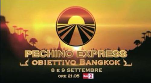 Pechino Express 2, doppio appuntamento per il reality di RaiDue: prima e seconda puntata l'8 e il 9 settembre