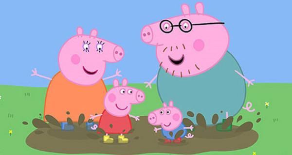 Peppa Pig, da domani su Rai YoYo la quinta stagione e dalle 11:00 gli episodi in lingua originale