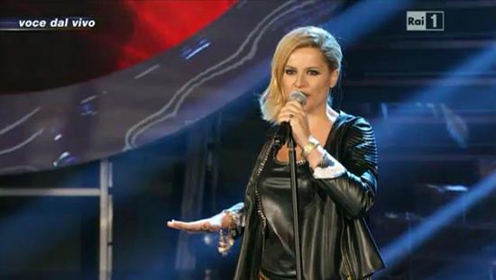 """Tale e Quale Show, Silvia Salemi imita Emma: """"Sarai meglio dell'originale!"""". Nella prossima puntata sarà il turno della Amoroso"""