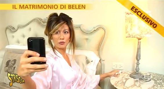 Striscia la Notizia ed il matrimonio di Belen Rodriguez in esclusiva: programma più visto della giornata – VIDEO