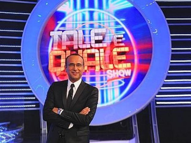Ascolti Tv, 20 settembre 2013: Tale e Quale Show a 5,5 mln; Baciamo le mani a 4,4 mln