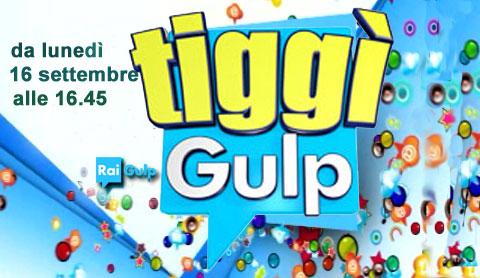 Tiggì Gulp!, da questo pomeriggio su Rai Gulp condotto da Nadia Contino: tutte le novità