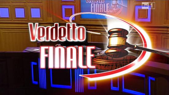 """Verdetto finale: riapre oggi il """"tribunale"""" di RaiUno dalle 14.10 condotto da Veronica Maya"""
