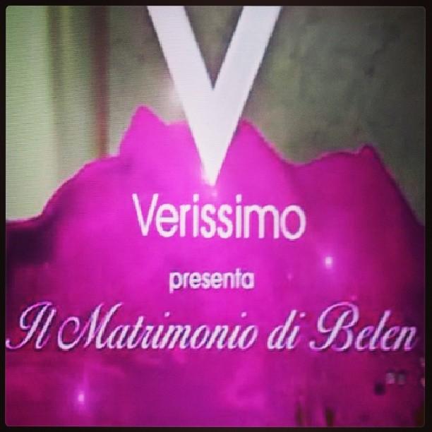 Verissimo torna questo pomeriggio e racconta il matrimonio di Belen Rodriguez e Stefano De Martino – FOTO