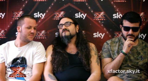 X Factor 7, Gruppi Vocali: Ape Escape – scheda