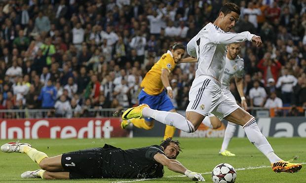 Ascolti Tv, 23 ottobre 2013: Real Madrid – Juventus a 6,3 mln; The Tourist a 3,7 mln
