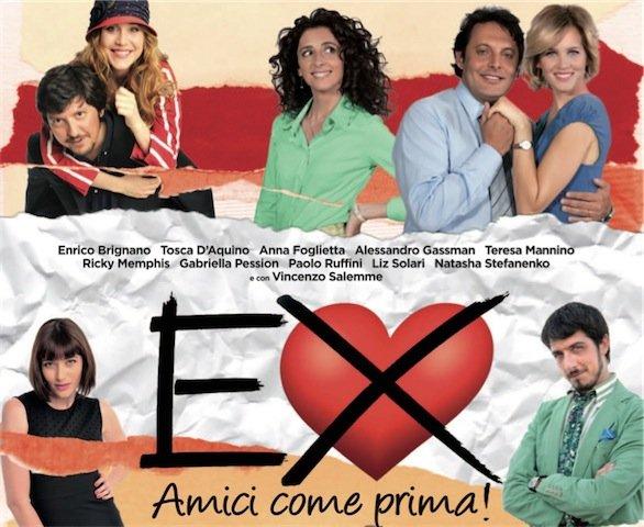Film in Tv, EX – Amici come prima!, stasera alle 21.10 su RaiUno