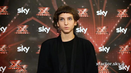 X Factor 7, Under Donne: Gaia Galizia – scheda