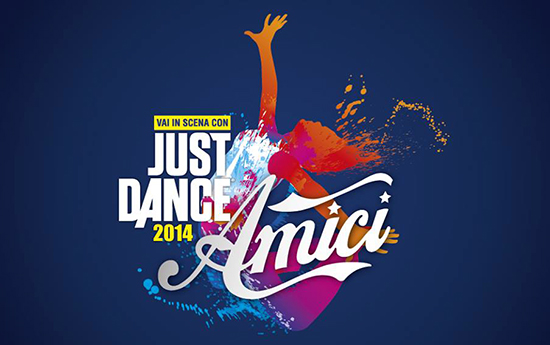 Amici 13 e Just Dance 2014: vinci un'esibizione nel talent show con un personaggio famoso – VIDEO