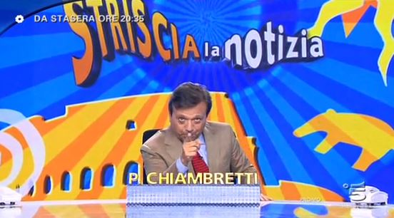 Striscia la Notizia, da stasera con Michelle Hunziker e Piero Chiambretti; i ringraziamenti di Virginia Raffaele