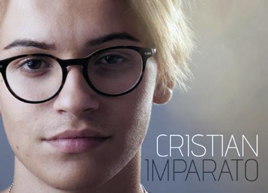 """Cristian Imparato, esce oggi il CD omonimo e confessa: """"Mi piace Alessandra Amoroso, è simile a me"""""""