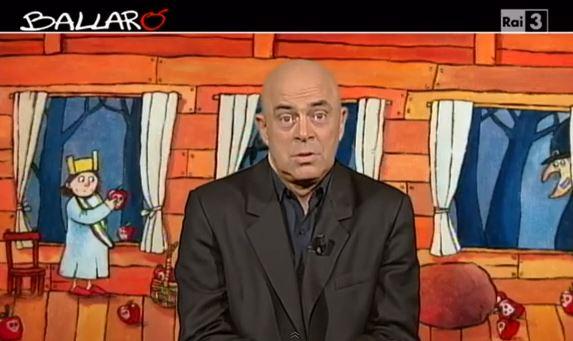 Ballarò, puntata 1 ottobre, copertina satirica di Maurizio Crozza sulla crisi di Letta e le spaccature nel Pdl – VIDEO