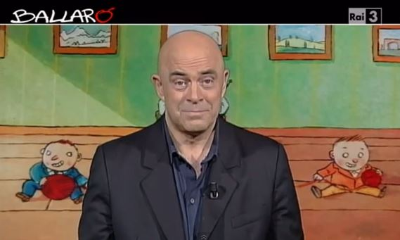 Ballarò, puntata 22 ottobre, copertina satirica di Maurizio Crozza sulla politica italiana e le polemiche su Maradona – VIDEO